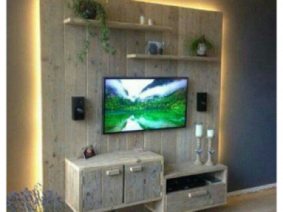 Television Wall Unit